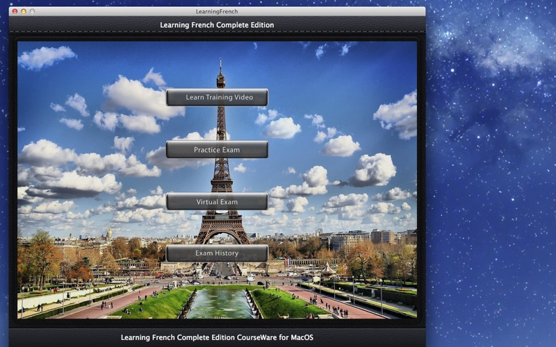 Learning French screenshot 1