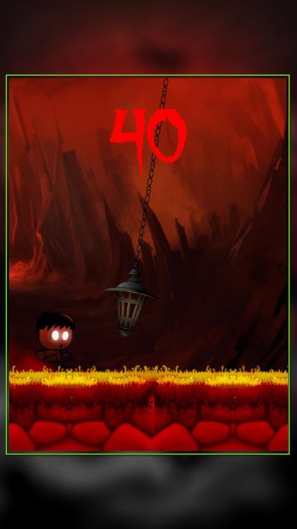 Limbo Run: A scary road