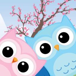 Little Owl Stickers