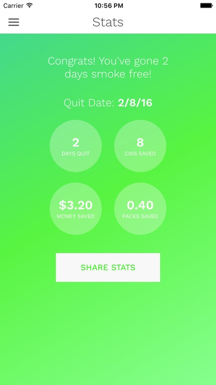 CigQuit: Quit Smoking and Enjoy Smoke Free Life