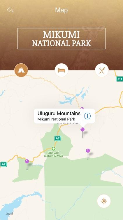Mikumi National Park Tourist Guide screenshot-3