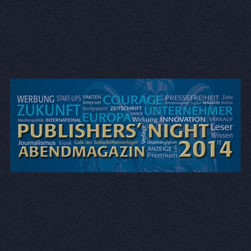 Publishers' Night icon