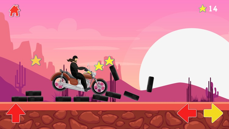 Motorcycles for Babies Free screenshot-3