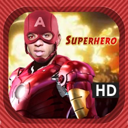 Make Me Super Hero (Sticker Camera)