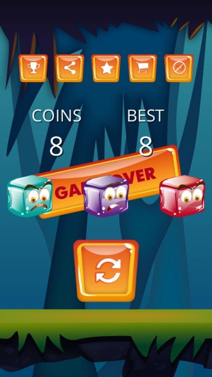 Crazy Cubes - Addicting Time Killer Game screenshot-4