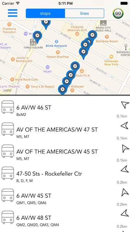 New York Public Transport