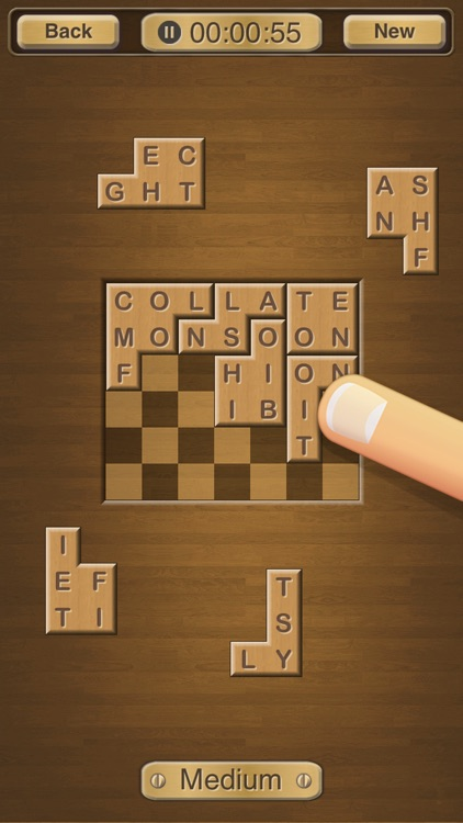 Word Jigsaw: A Jigsaw Puzzle for Word Game Lovers!