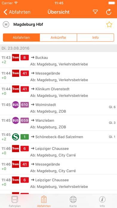 INSA für iPad - Die Auskunft für Bahn und Bus for Windows