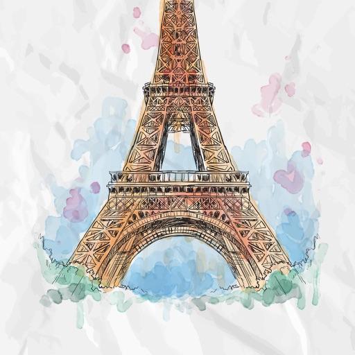 Paris Photo Pro: Vintage Camera Effects iOS App
