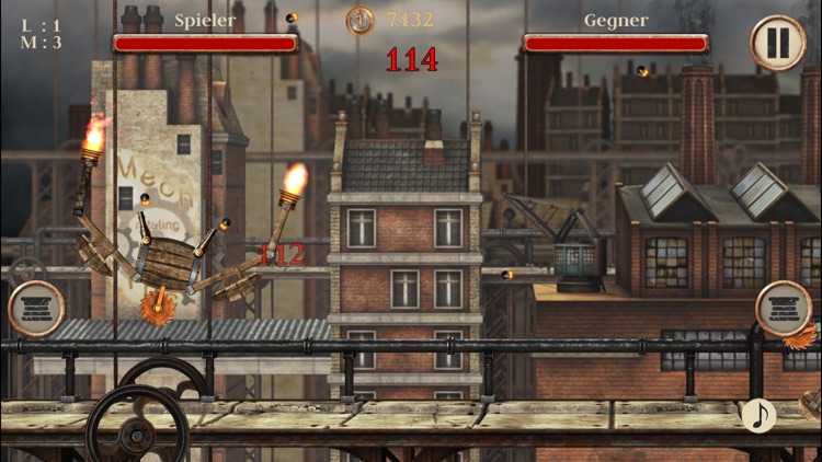 Engines of Vengeance screenshot-0