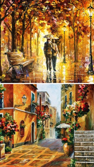 Oil Painting Wallpapers Backgrounds HD Free On The App Store