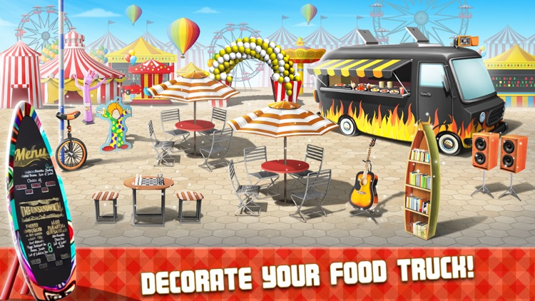 Food Truck Chef™: Cooking Game screenshot-3