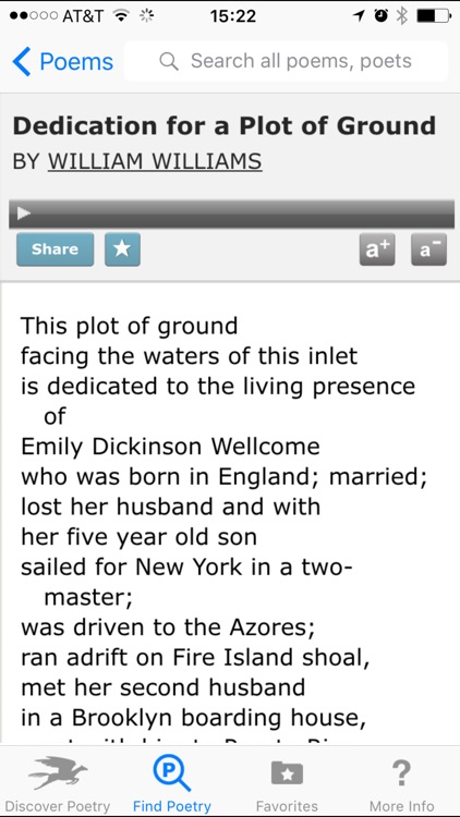 POETRY - The Poetry Foundation screenshot-4