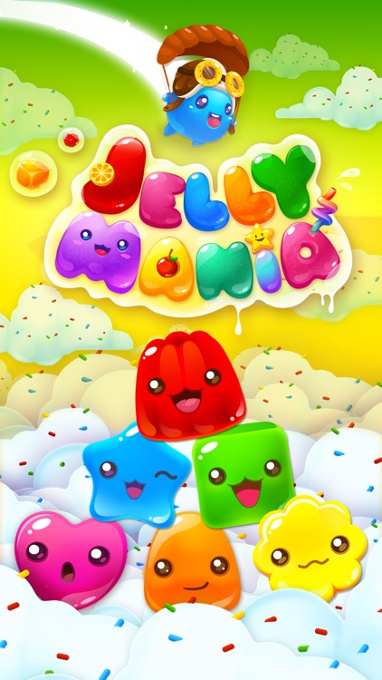 Jelly Mania™ screenshot-4