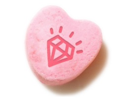 Chatty Candy Hearts