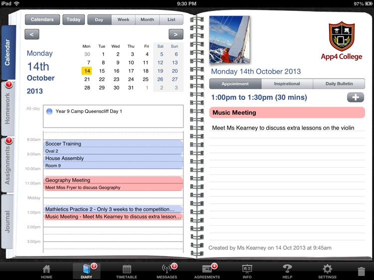 App4 Students screenshot-1