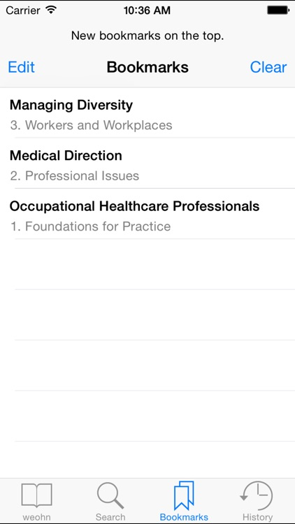 Essentials for Occupational Health Nursing screenshot-4