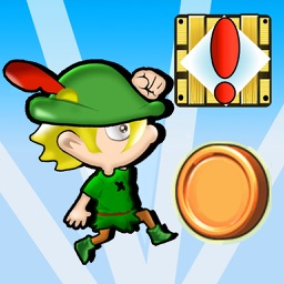 Super Robin Hood World : Tiny Hero Bros - Archer Archery Free Games For iPad and iPhone