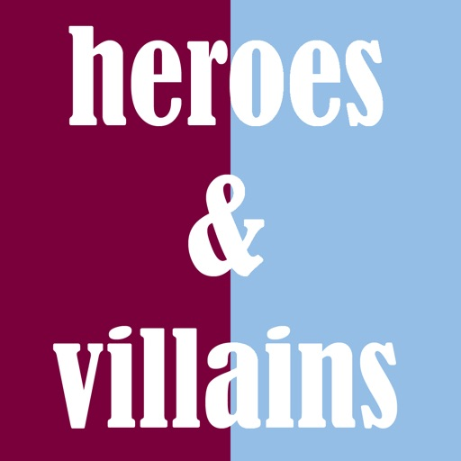 Heroes & Villains - The Villa Fanzine