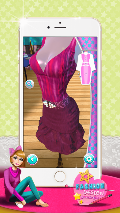 Fashion Design Game S For Girls Make Princess Clothes In Star Dress Designer Studio For Iphone Free Download Fashion Design Game S For Girls Make Princess Clothes In Star Dress Designer Studio For
