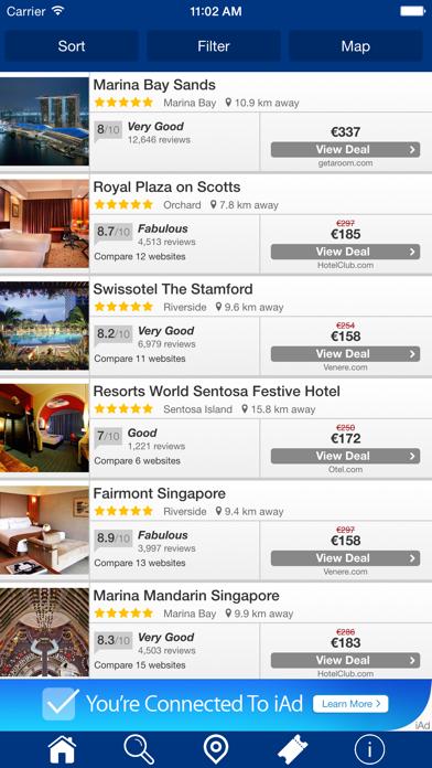 Ciudad Cancún Hoteles + Compara y Reserva de hotel para esta noche con el mapa y viajes turísticosCaptura de pantalla de3
