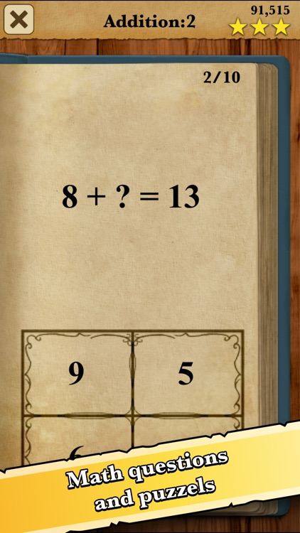 King of Math: Full Game screenshot-1