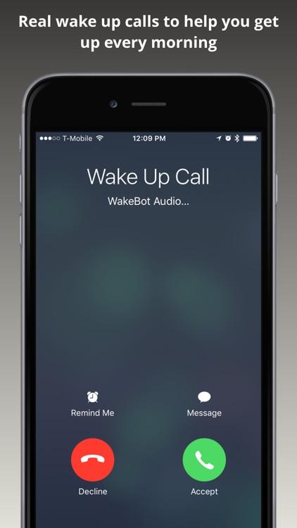 WakeBot