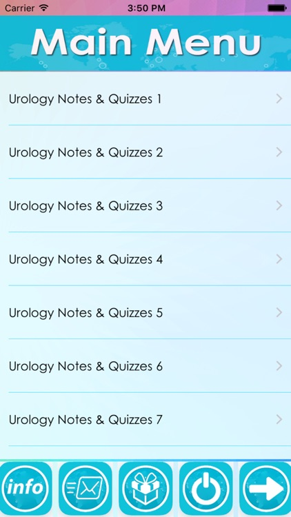 Urology Exam Review & Test Bank App : 4000 Study Notes, flashcards, Concepts & Practice Quiz
