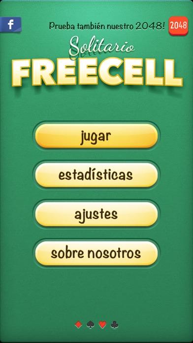 Freecell - Solitario Carta BlancaCaptura de pantalla de1