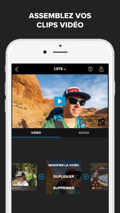 download Splice - Outil d'édition de vidéos par GoPro apps 3