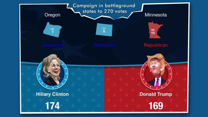 Battleground - The Election Game (FREE) Screenshot