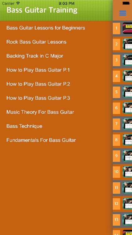 Bass Guitar Tuner - How To Play Bass Guitar Tuner screenshot-3