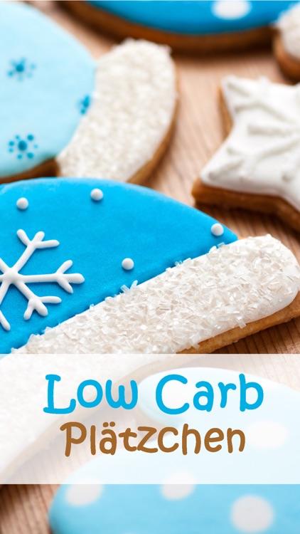 Weihnachtsplätzchen Low Carb - die leckersten Backrezepte