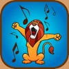 动物的叫声和铃声 – 滑稽的动物园和野生动物的声音采集