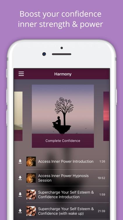 Harmony Hypnosis Meditation