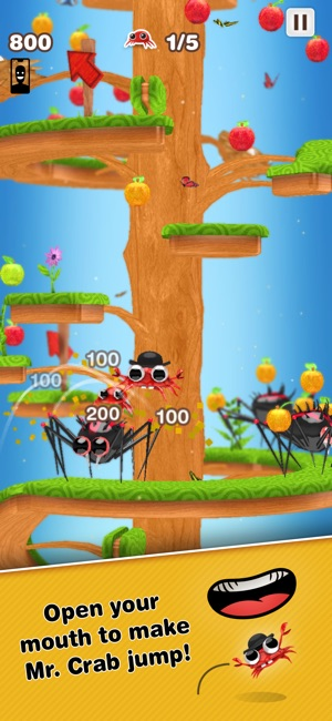Mr  Crab on the App Store
