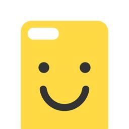 歪壳 - DIY定制手机壳 - 不同的手机壳