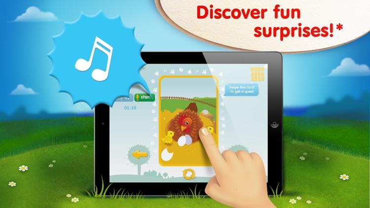 Bingo ABC: phonics nursery rhyme song for kids with karaoke games screenshot-4