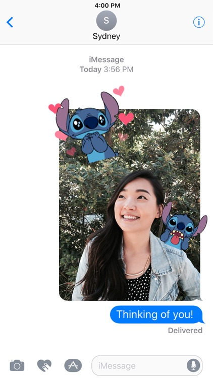 Disney Stickers: Stitch screenshot-3