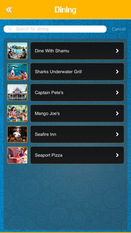 Great App for SeaWorld Orlando screenshot-3