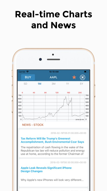 StockBind - Stock Trading Game by 13apps