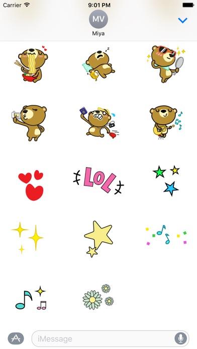 Miya the Bear app image