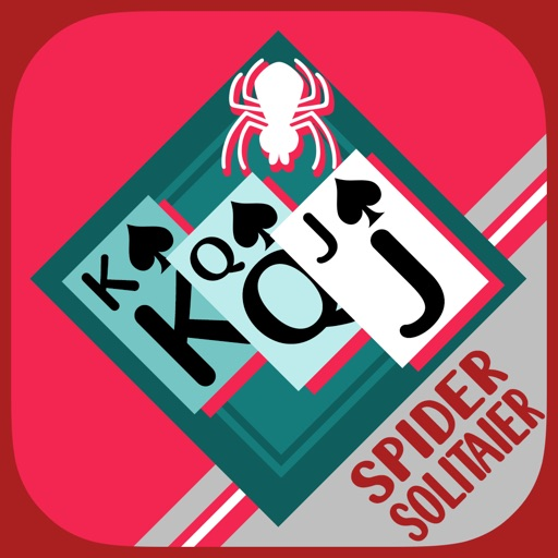 Basic SpiderSolitaire -standard trump game-