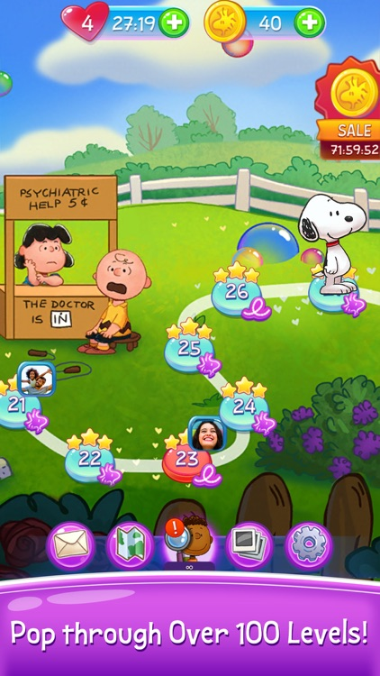 Snoopy Pop screenshot-3