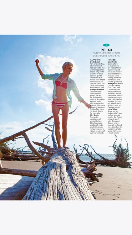 ISLANDS Magazine screenshot-3