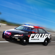 Police Car Driving School & Parking Simulator 3D