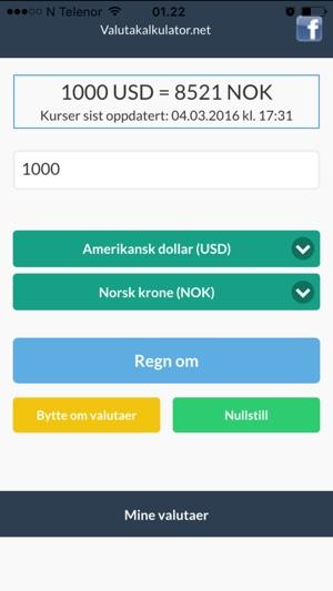 valutakalk