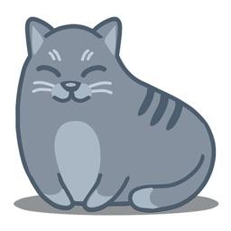 Sweety Cat Sticker 3