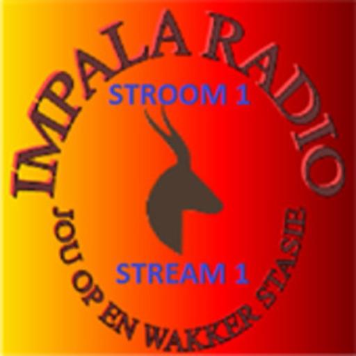 Impala Radio Stroom 1