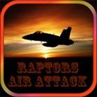 Simulação Extreme Battle of Raptors Air Attack icon